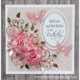 Birthday Card - BW011