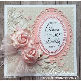 Birthday Card - BW009