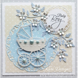 New Baby Card - NB004