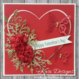 Valentine's Day Card - VA006