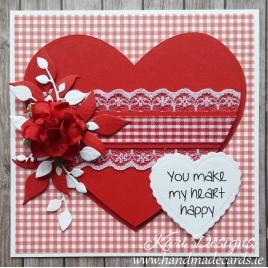 Valentine's Day Card - VA007