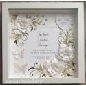 Handmade Floral Frame - FF001