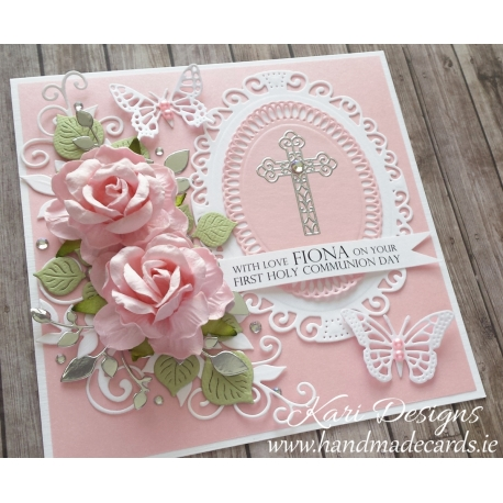 First Holy Communion / Confirmation Card - FHC002