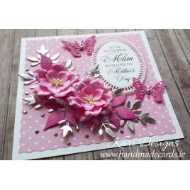 Handmade Mother's Day Card - MD006