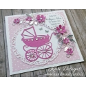New Baby Card - NB008