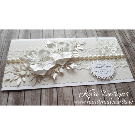 Wedding Wishes Card - WE006