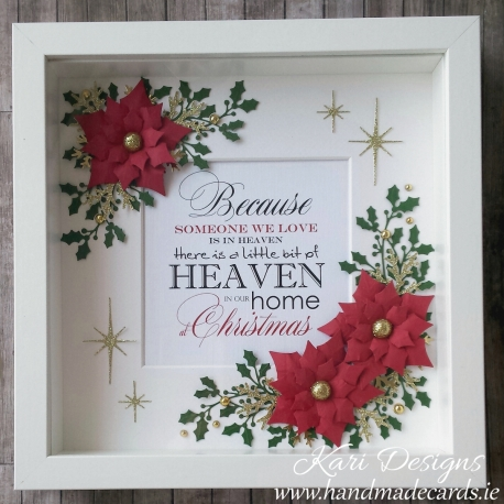 "FRAME ""Because someone we love is in Heaven... """