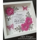 Handmade Floral Frame - FF013