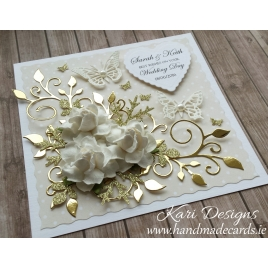 Wedding Card - WE001