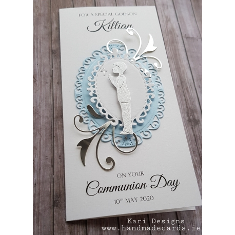 First Communion / Confirmation Card - FHC016