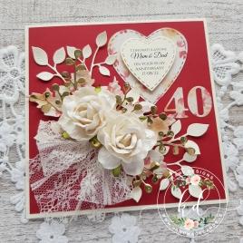 Anniversary Card - AN003