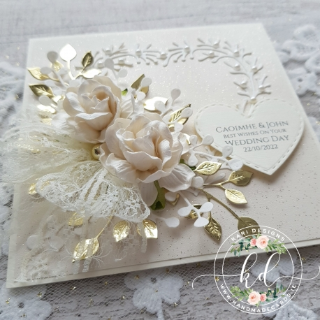 Wedding Card - WE005