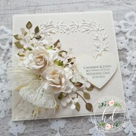 Wedding Card - WE002