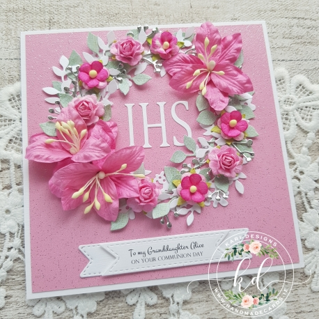 First Holy Communion / Confirmation / Christening Card