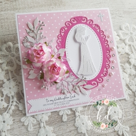 FHC012 - First Holy Communion Card